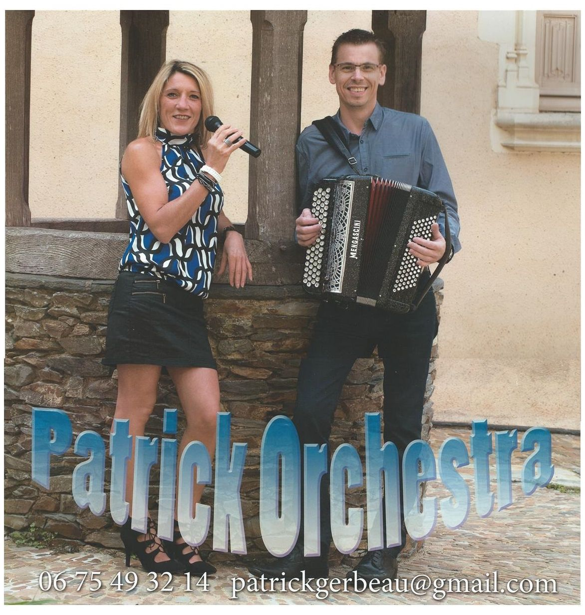 Patrick orchestra 1